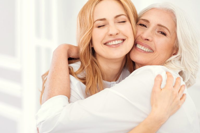 antiaging mother daughter