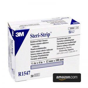 3M Steri-Strip reinforced Skin Closures