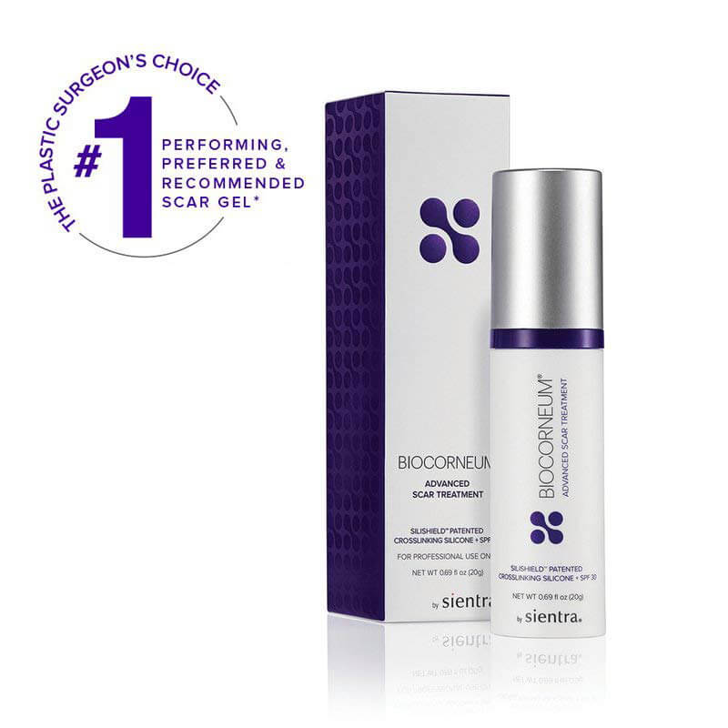 BioCorneum Scar Treatment Plus SPF 30 Silicone Scar Gel
