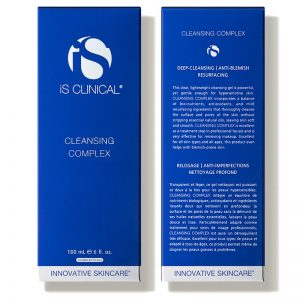 Is Clinical Cleansing Complex Label Info