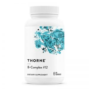 B-Complex with Active B12 and Folate by Thorne Research