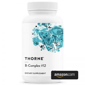 ThorneResearch B-Complex B-12