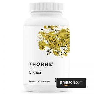 ThorneResearch Vitamin D 5000 IU