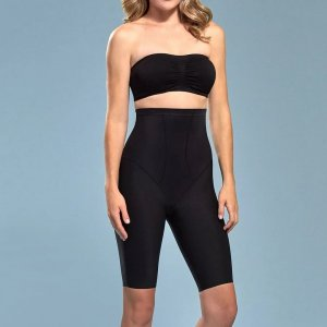 Curvy High-waist Thigh Slimmer by Marena