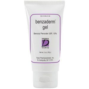 Dermatopix Benzaderm Gel