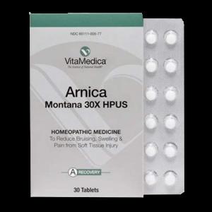 VitaMedicaArnica Montana Blister Pack