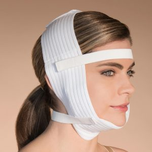 Universal Face Wrap With Hot/cold Packs