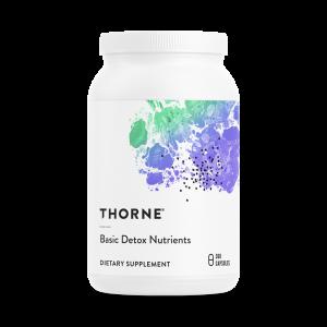Thorne Basic Detox Nutrients