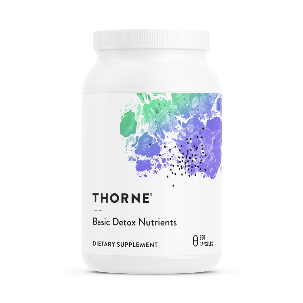 Thorne Basic Detox Nutrients