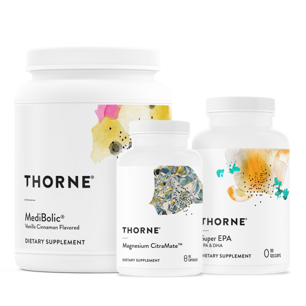Thorne Blood Sugar Support Bundle