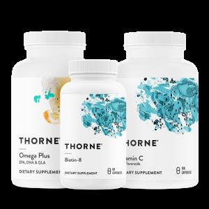 Skin Health Bundle by Thorne Research