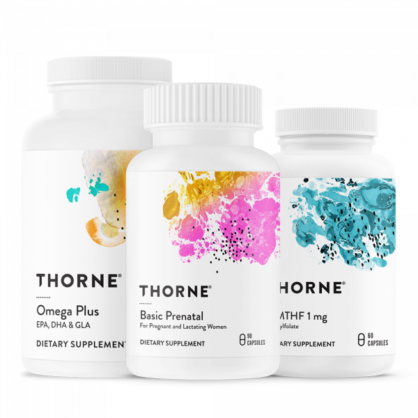 Fertility Bundle by Thorne Research